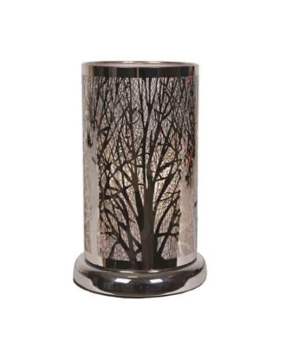 Small Forest Touch Lamp