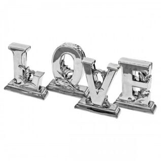 Chrome Love Ceramic Set.