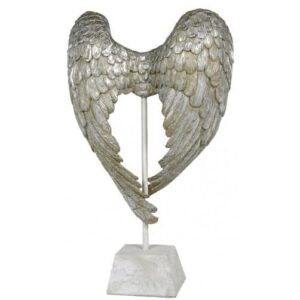 Mother Of Pearl Angel Wing Decoration