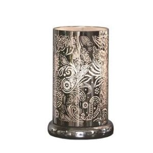 Paisley Touch Table Lamp - 24cm