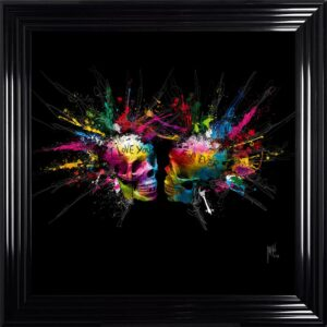 Eternal Lovers Framed Picture by Patrice Murciano