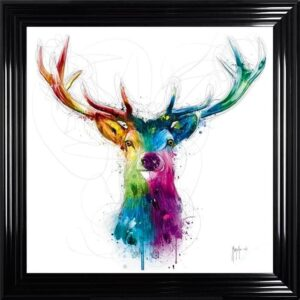 Free and Wild Framed Picture by Patrice Murciano