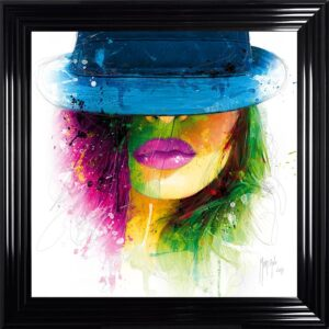 Coco Chapeau Hat Framed Picture by Patrice Murciano