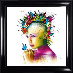 Power of Love Framed Picture by Patrice Murciano