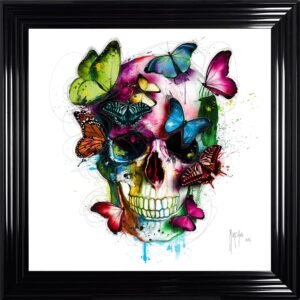 Souls Colours Framed Picture by Patrice Murciano