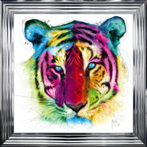 Tiger Framed Picture by Patrice Murciano